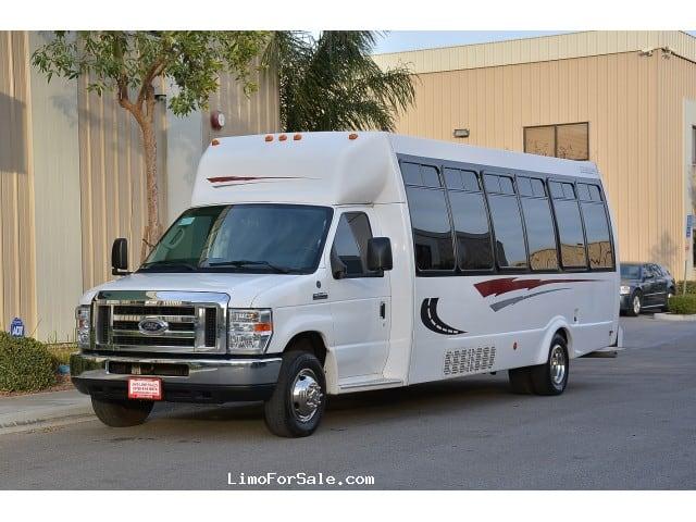 Used 2011 Ford E-450 Mini Bus Limo Federal - Fontana, California - $68,900