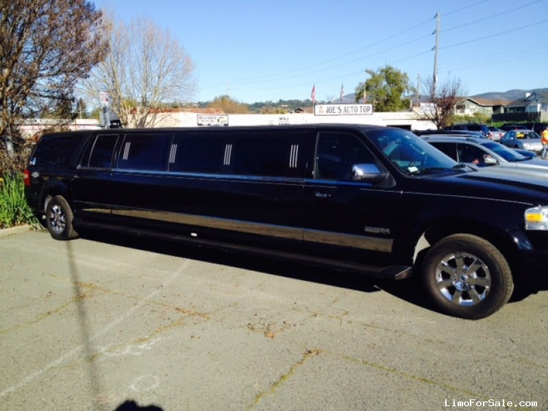 used 2008 ford expedition xlt suv stretch limo napa california 39 000 limo for sale. Black Bedroom Furniture Sets. Home Design Ideas