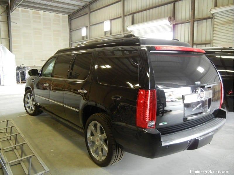 Used 2011 Cadillac Escalade SUV Limo LA Custom Coach ...