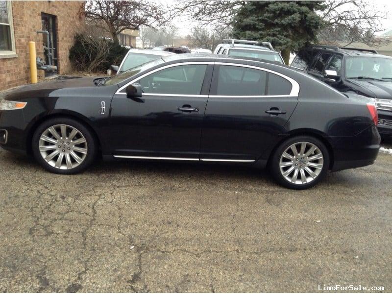 Used 2011 Lincoln MKS Sedan Limo  - Winona, Minnesota - $8,000