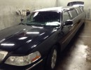 2009, Lincoln Town Car, Sedan Stretch Limo, Royale