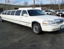 2005, Lincoln Town Car, Sedan Stretch Limo, Craftsmen