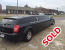 2005, Dodge Magnum, Sedan Stretch Limo, Springfield