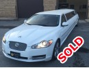 2009, Jaguar XF, Sedan Stretch Limo, Imperial Coachworks