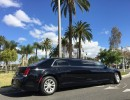 new 2015 luxury chrysler 300 limousine for sale built by american limousine sales