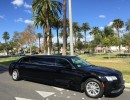 2015 Chrysler 300 limo for sale by American Limousine Sales.