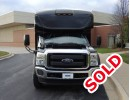New 2016 Ford F-550 Mini Bus Shuttle / Tour Starcraft Bus - Kankakee, Illinois - $98,800