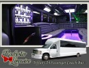2011, Ford E-450, Mini Bus Limo, Tiffany Coachworks