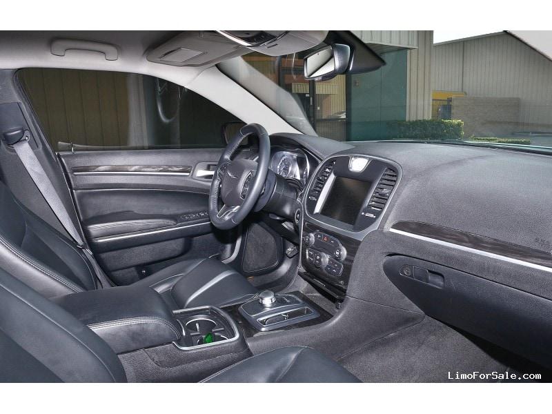 Used 2015 Chrysler 300 Sedan Stretch Limo Fontana California 55 900 Limo For Sale