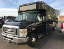 2010, Ford E-450, Mini Bus Shuttle / Tour, Glaval Bus