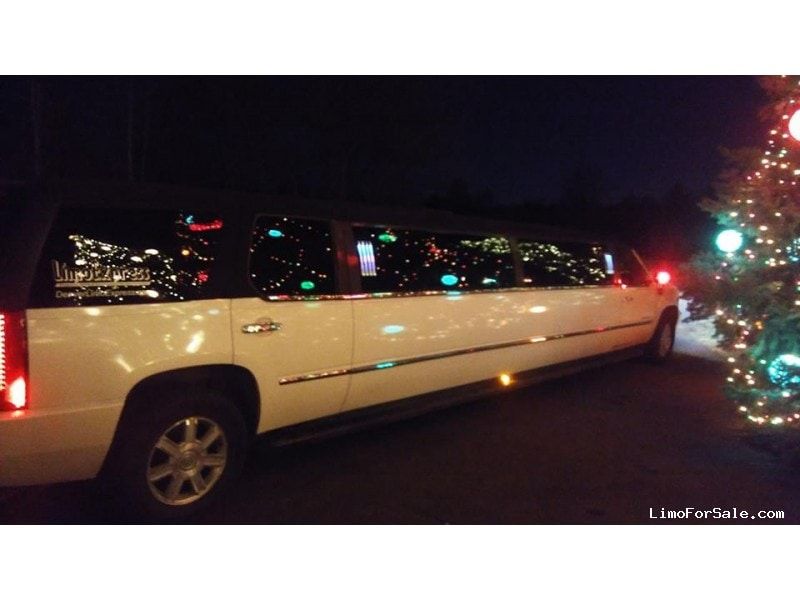 Used 2007 Cadillac Escalade SUV Stretch Limo Krystal - Denver, Colorado - $32,000