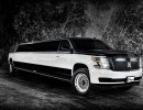 2015, Chevrolet Suburban, SUV Stretch Limo, LA Custom Coach
