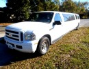2005, Ford Excursion, SUV Stretch Limo, Tiffany Coachworks
