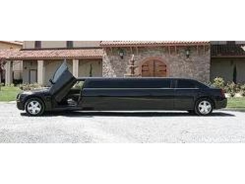 Used 2006 Chrysler 300 Sedan Stretch Limo Royal Coach Builders - Livermore, California - $16,500