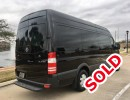 Used 2011 Mercedes-Benz Sprinter Van Shuttle / Tour Battisti Customs - Cypress, Texas - $23,000