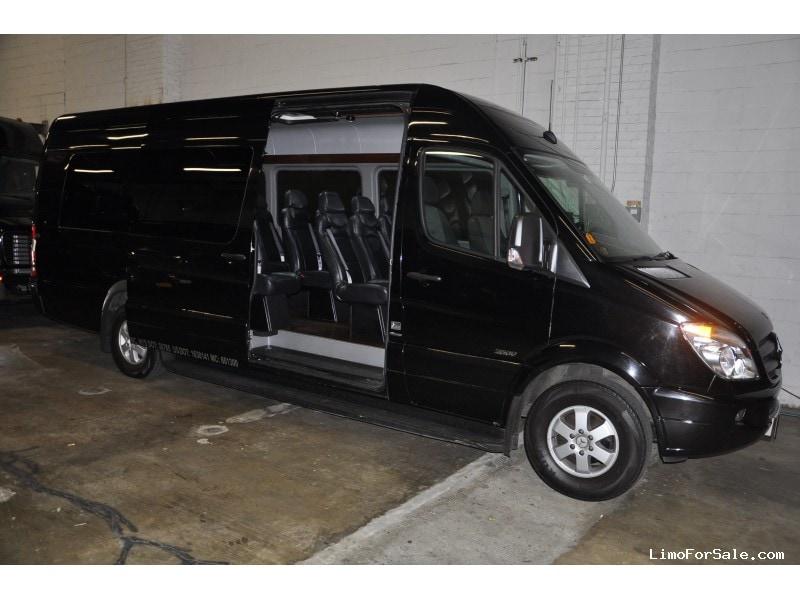 Used 2012 Mercedes-Benz Sprinter Mini Bus Shuttle / Tour LCW - NEW YORK, New York    - $35,000