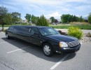 2005, Cadillac De Ville, Sedan Stretch Limo, Federal
