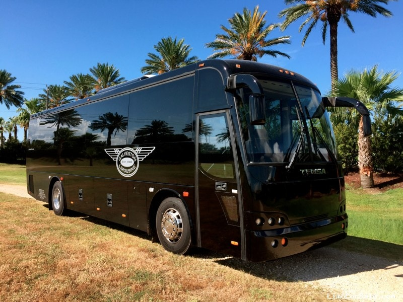Used 2010 Temsa TS 35 Motorcoach Shuttle / Tour  - Galveston, Texas - $71,500