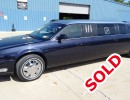 2005, Cadillac De Ville, Sedan Stretch Limo, Superior Coaches
