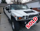 Used 2005 Hummer H2 SUV Stretch Limo Krystal - rolling meadows, Illinois - $34,900
