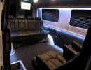 2016, Mercedes-Benz Sprinter, Van Limo, Accubuilt