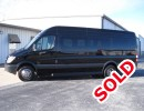 2013, Mercedes-Benz Sprinter, Van Limo, Executive Coach Builders