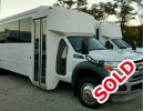 2012, Ford F-550, Mini Bus Limo, LGE Coachworks
