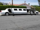 2005, Lincoln Town Car, Sedan Stretch Limo