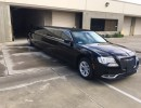 2016, Chrysler 300, Sedan Stretch Limo, Classic Custom Coach