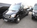 2014, Mercedes-Benz Sprinter, Van Limo, Royale