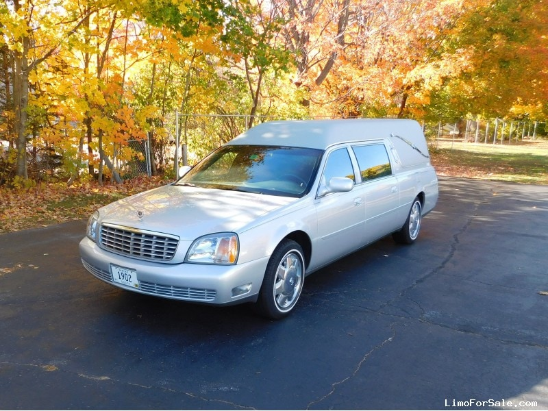 Used 2002 Cadillac De Ville Funeral Hearse Federal - South Paris, Maine - $7,500