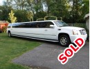 2012, Cadillac Escalade, SUV Stretch Limo, Authority Coach Builders