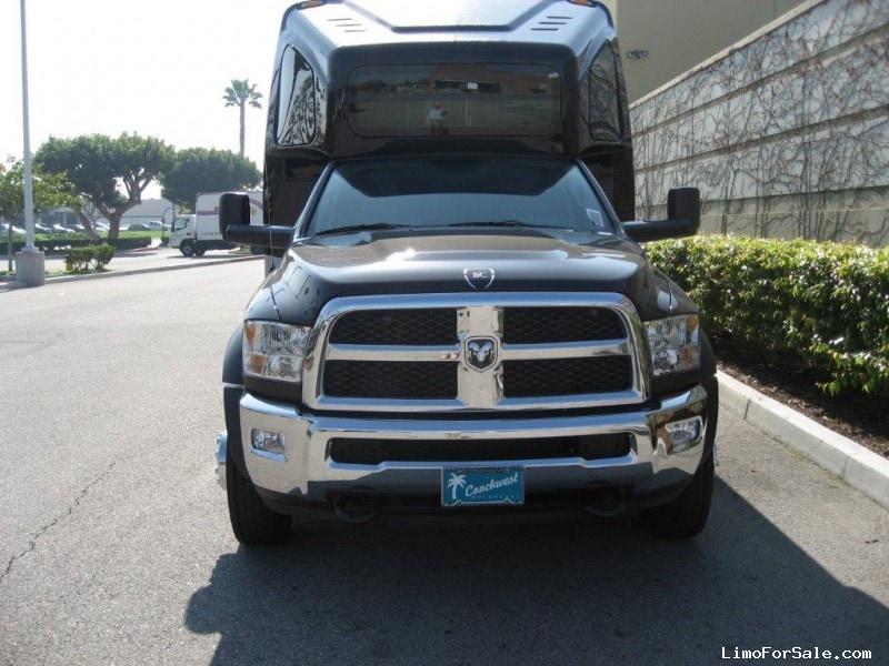 new 2013 dodge ram 3500 mini bus limo ameritrans carson california 120 000 limo for sale. Black Bedroom Furniture Sets. Home Design Ideas