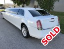 Used 2014 Chrysler 300 Sedan Stretch Limo Pinnacle Limousine Manufacturing - Oakland Park, Florida - $39,900