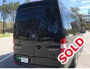 Used 2014 Mercedes-Benz Sprinter Van Limo Executive Coach Builders - Charleston, South Carolina    - $69,900