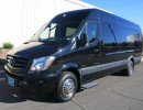2016, Mercedes-Benz Sprinter, Van Shuttle / Tour, McSweeney Designs