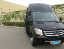 2015, Mercedes-Benz Sprinter, Van Shuttle / Tour, Battisti Customs