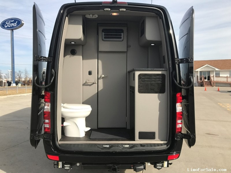 Used Mercedes Benz Sprinter  Cargo Van For Sale