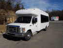 2010, Ford E-450, Mini Bus Shuttle / Tour, StarTrans