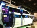 2006, Hummer H2, SUV Stretch Limo, Blackstone Designs