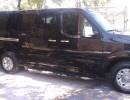 2013, Nissan NV, Van Limo, Blackstone Designs