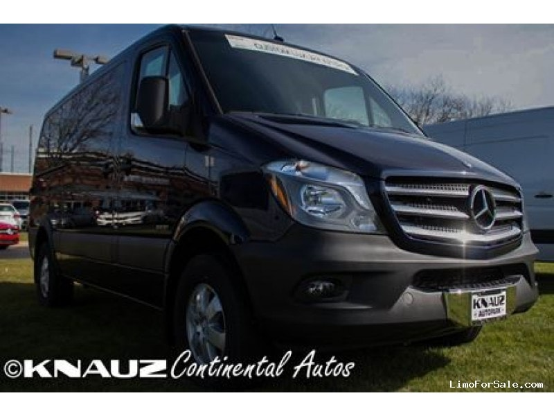 Used 2015 Mercedes-Benz Sprinter Van Limo OEM - Lake Bluff, Illinois - $49,995