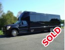 2011, Ford F-550, Mini Bus Limo, Tiffany Coachworks