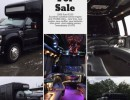 2008, Ford F-550, Van Shuttle / Tour, Tiffany Coachworks