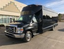 2011, Ford E-450, Mini Bus Limo, Executive Coach Builders