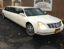 Used 2008 Cadillac DTS Sedan Stretch Limo Tiffany Coachworks - Smithtown, New York    - $13,950