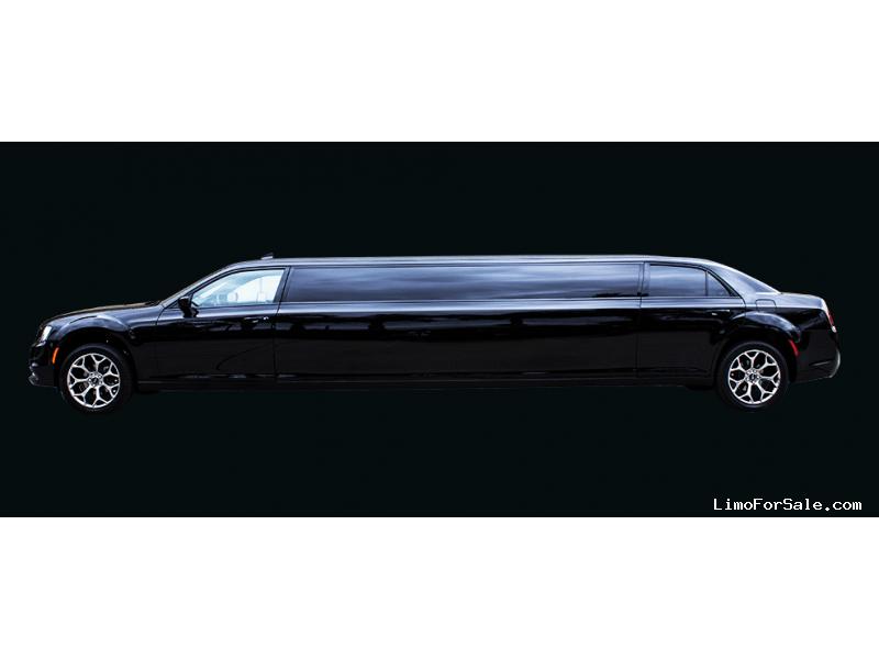 Used 2017 Chrysler 300 Sedan Stretch Limo Classic Custom Coach - corona, California - $66,900