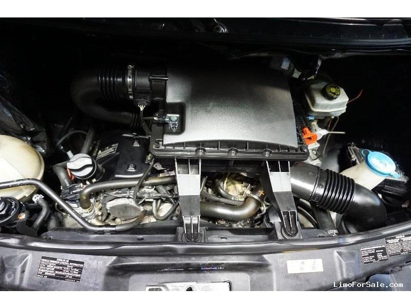 Used 2013 mercedes benz sprinter van shuttle tour las for Mercedes benz for sale las vegas
