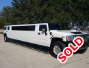 2008, Hummer H2, SUV Stretch Limo, Limos by Moonlight