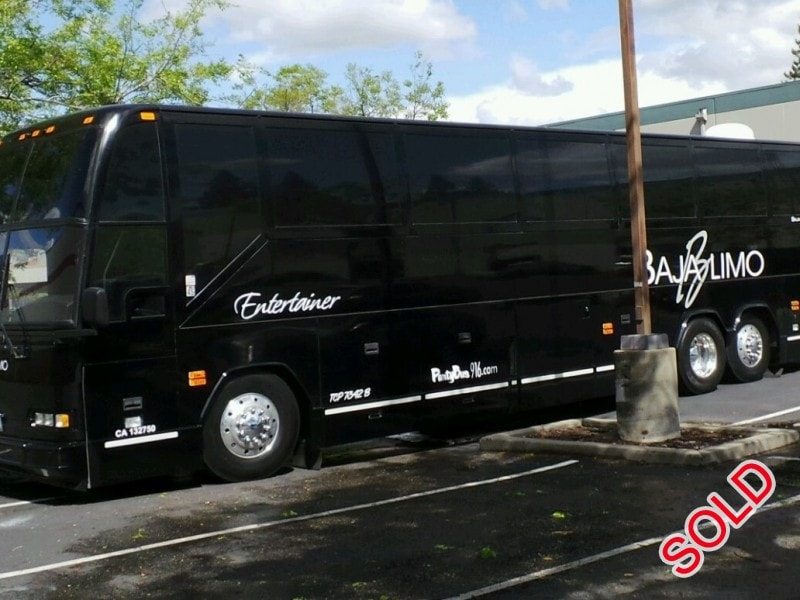 Used 1999 Prevost Entertainer Conversion Motorcoach Limo  - Rancho Cordova, California - $79,500